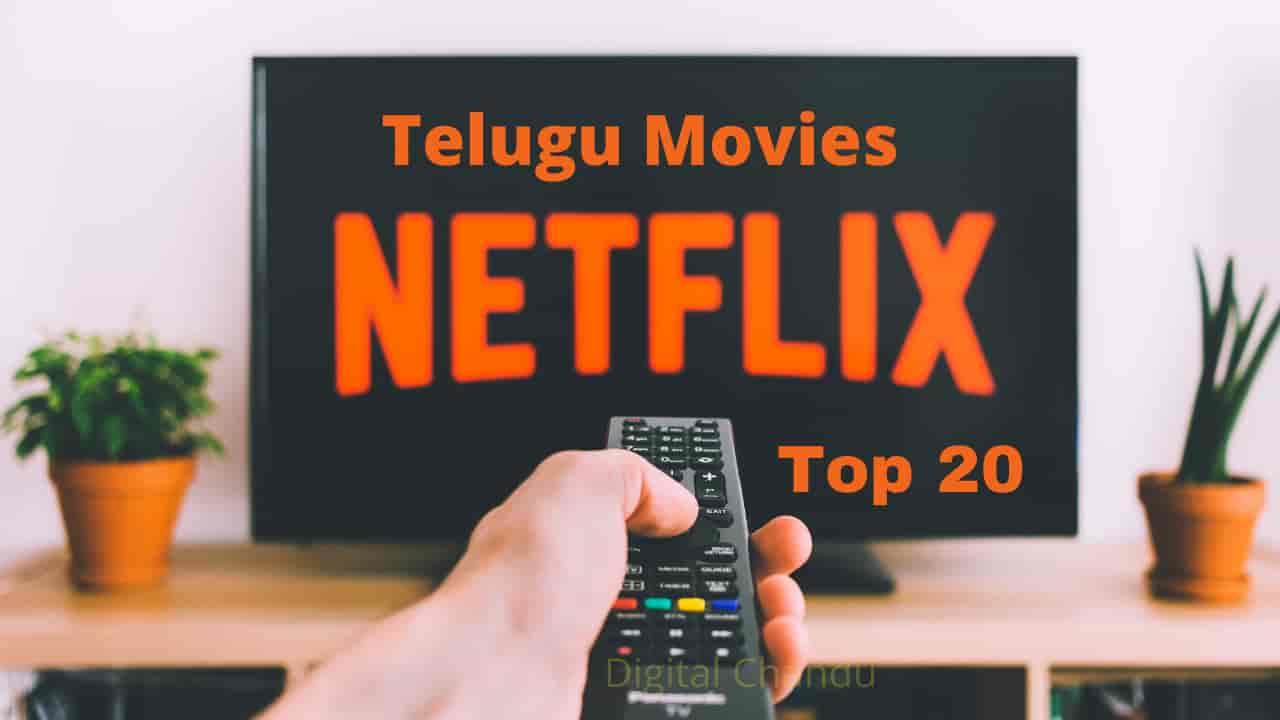 Top 20 Best Netflix Telugu Movies