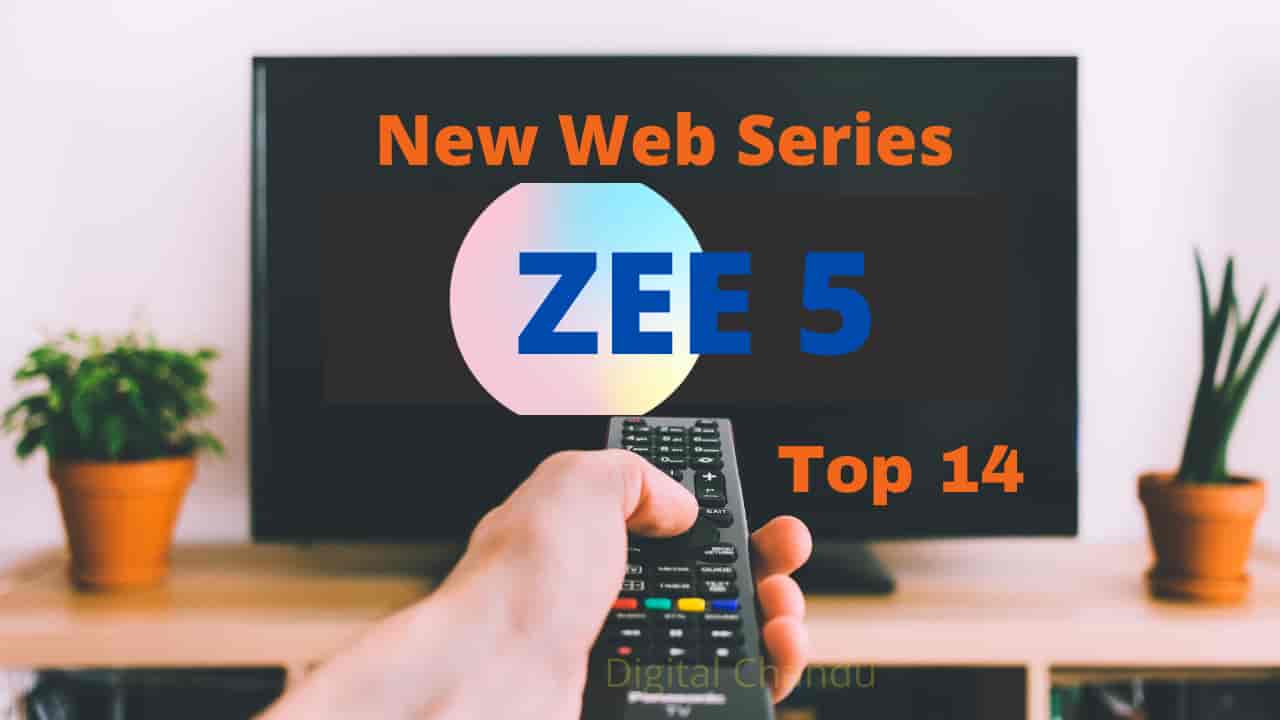 Zee5 New Web Series List