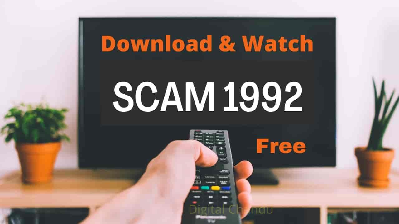 Scam 1992 Web Series Download